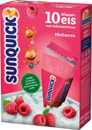 Sunquick Himbeere 3er Pack (30x60ml)