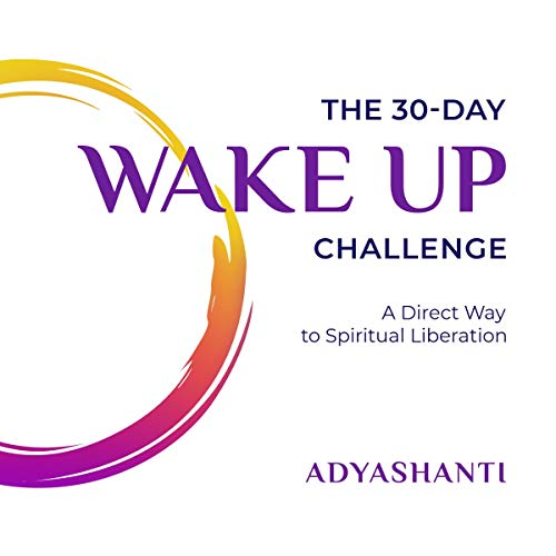 The 30-Day Wake Up Challenge Audiobook By Adyashanti cover art