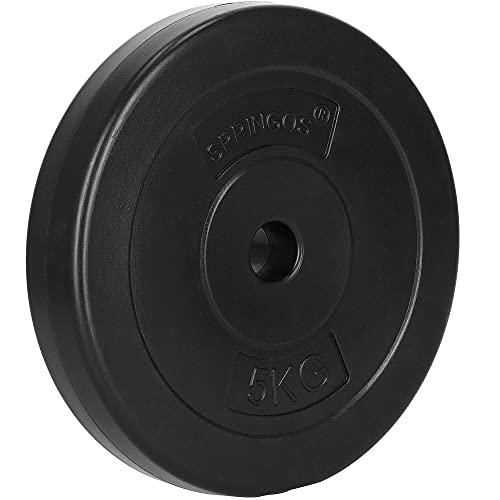 SPRINGOS Discos de pesas