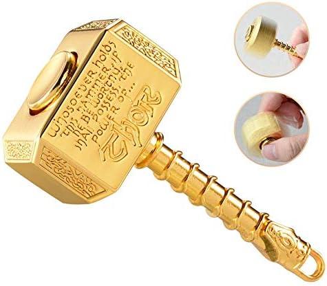Fidget Spinners Metal Hand Finger Spinner Hammer Cube 2 in 1 Fidgit Spinner Fidget Cube Blocks product image