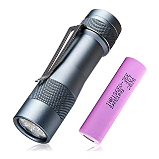 Led High Lumens Rechargeable EDC Flashlight torch - Lumintop FW3A super Bright 2800LM with 3 Cree XPL LED, UI Turbo for Professional Fans Pocket Searchlight IP68 Waterproof Torch,perfect for camping,hiking (B07XRW237W) | Amazon price tracker / tracking, Amazon price history charts, Amazon price watches, Amazon price drop alerts