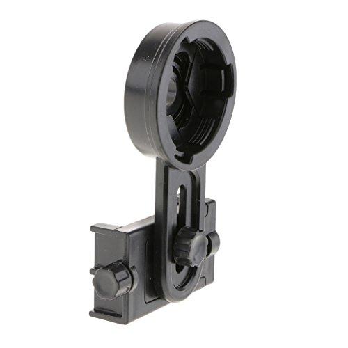 Okular- und Smartphone Handy Halterung Adapter Mount für Teleskop, Mikroskop, Spektiv, Monokular, Fernglas, Mikroskop, Geeignet für Alle Typen Handy Smartphone
