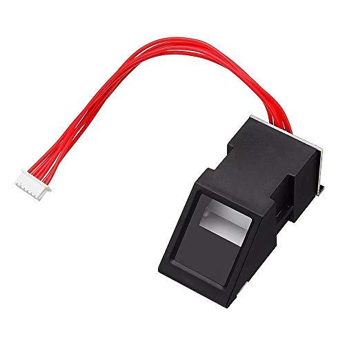 Busirsiz Módulo Sensor Fpm10A Lector de Huellas Dactilares óptico de Huellas Dactilares for cerraduras de Serie de Interfaz de comunicación de la Huella Digital del módulo
