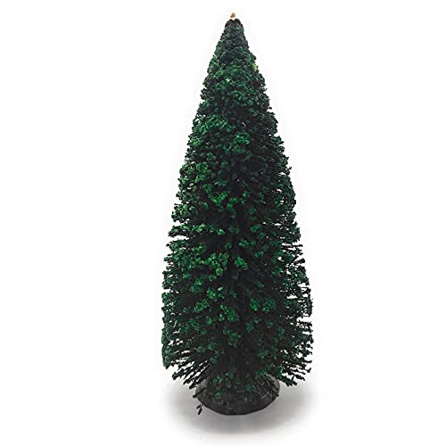 Oliver Art - Abeto Decorativo 19 x 8 cm, árbol de Navidad...