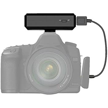CamFi CF102 Wireless Remote Camera Controller, Capture & Transmit Wirelessly Instantly on Tablets, iPhone, PC, or TV (Camera NOT Included)