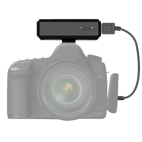 CamFi CF102 Wireless Remote Camera Controller, kabellose Erfassung und Übertragung auf Tablets, iPhone, PC(Kamera Nicht im Lieferumfang enthalten)