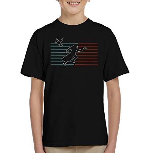 Cloud City 7 herinneringen zullen verloren gaan Blade Runner Kinder T-Shirt