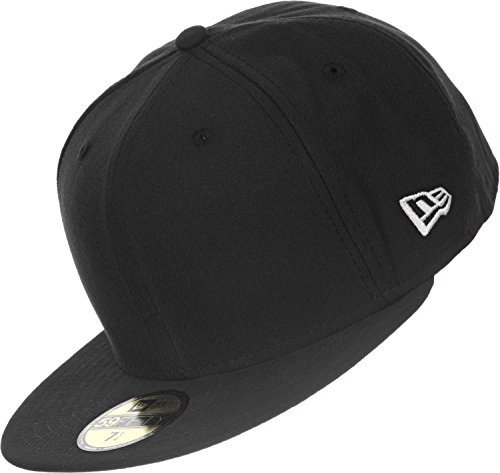 New Era Schirmmütze Ne Original Basic 5950 59-Fifty Bonnet à visière Homme, Noir, 7.625