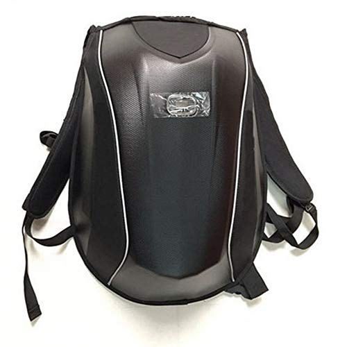 WHSS Outdoor Backpack A hard shell bag backpack, real carbon fiber hard shell bag, knight backpack, motorcycle racing motorcycle shoulder bag
