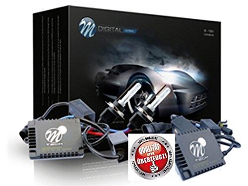 M-Tech kmsmph76Kit Xenon Canbus Slim H76000K