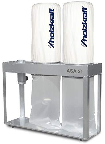 Holzkraft ASA 21 - Stationäre Rohluftabsauganlage