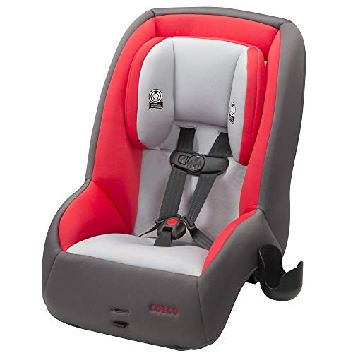 Cosco MightyFit 65 Convertible Car Seat, Fire Engine, Fire Engine
