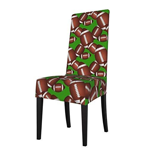 2 fundas elásticas para silla para comedor, diseño de...
