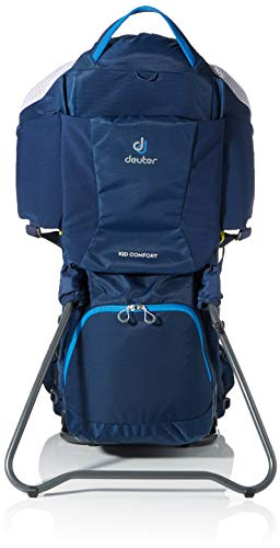 Deuter Kid Comfort Lite Infantil, 45 cm, Midnight