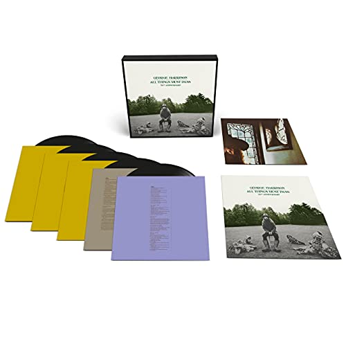 All Things Must Pass 50Th (Deluxe Edt. 5 Lp)