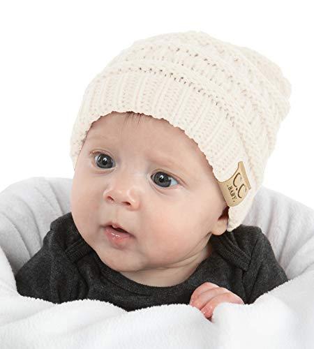 Beanie Infant Baby Skull Cap Hat (N…
