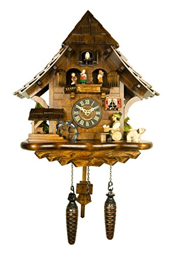 Engstler Quartz Cuckoo Clock - The Beer Drinker