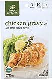 Simply Organic (NOT A CASE) Gravy Seasoning Mix Roasted Chicken