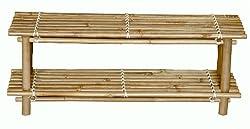 Rack Bamboo Shoe - Set of 2