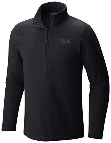Mountain Hardwear Microchill 2.0 Zip T Black XL