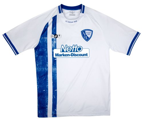 Do You Football Herren Trikot 09/10 VFL Bochum, Away, White, XL