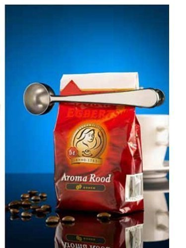 Kaffeemaßlöffel BISTRO + Frischhalteklammer von James Premium