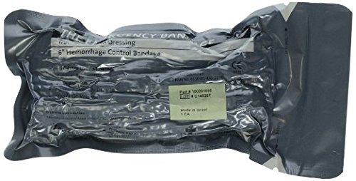 Das Emergency Bandage - Trauma Wundverband - 6