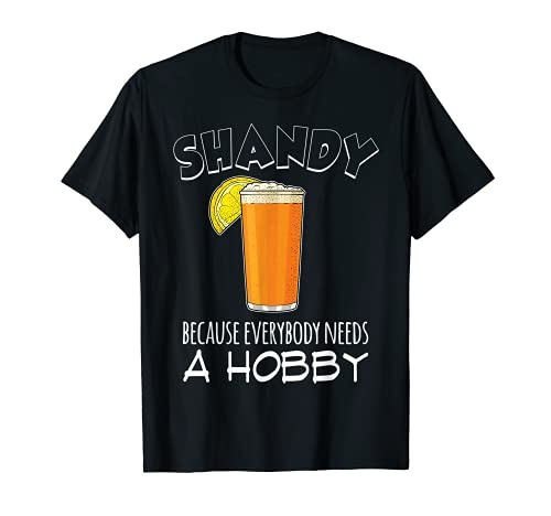 Homebrewer Hobby Limonada Cerveza Bebida Shandy Camiseta