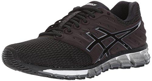 Asics Gel-Quantum 180 2 Hombre US 9.5 Negro Zapato para Correr