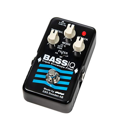 EBS BassIQ 'Blue Label' Envelope Filter Pedal