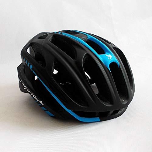 XYL Casco para Bicicleta de Carretera Advertencia de luz Trasera LED Proceso...