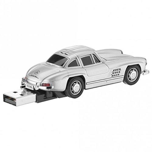 Mercedes-Benz USB-Stick 4 GB 300 SL Silber Kunststoff