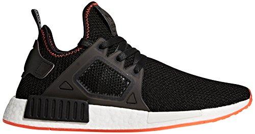 adidas Originals Herren NMD_XR1, schwarz/solarrot, 40 EU