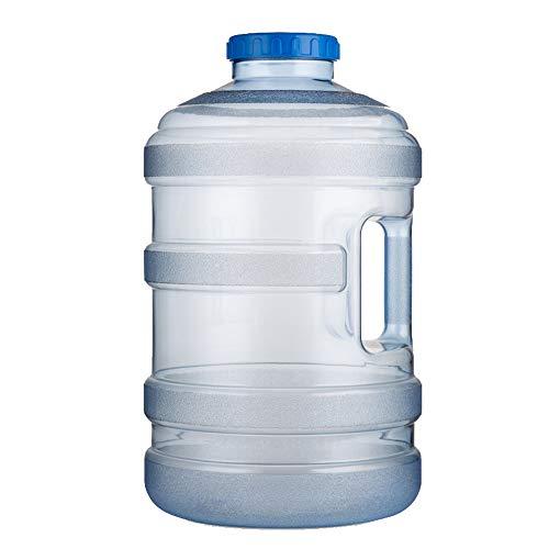 18.9L Outdoor Camping Plastik Wasserbehälter,Tragbare Reise Haushalt Auto aufbewahrungseimer Mit Wasserhahn Notfall-Wasserspeicher ,Trinkwasserspeicher Eimer