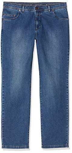 Eurex by Brax Herren Style PEP Tapered Fit Jeans, Blue, W38/L32 (Herstellergröße: 26U)