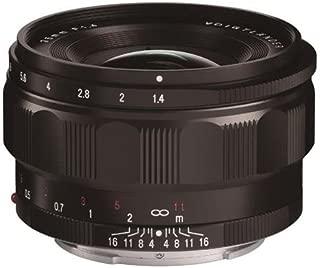 Voigtlander 35mm f1.4 Nokton for Sony E mount