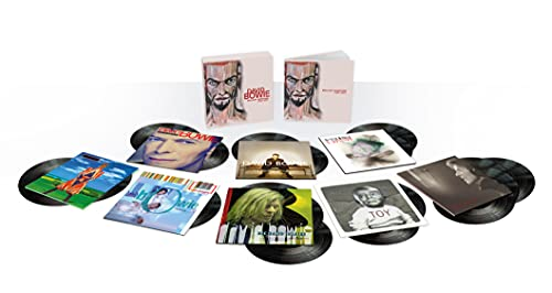 Bowie,David: Brilliant Adventure (1992-2001) [Vinyl LP] (Vinyl (Live))