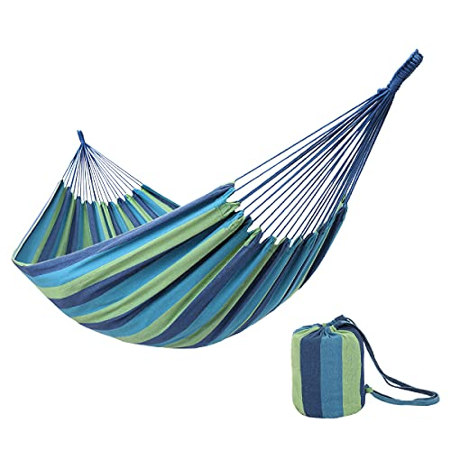 ONCLOUD Extra Long and Wide Double Hammock for Travel Camping Backyard, Porch,...