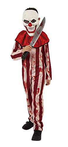 Rubies Disfraz Payaso Tarado Inf, Multicolor, L para Niños