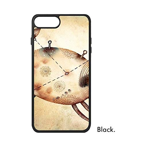 DIYthinker juni juli kanker sterrenbeeld dierenriem Phonecase Apple Cover Case Gift, iPhone 8 Plus Case