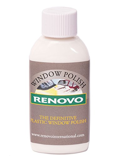 Renovo Plastic Window Polish 50 ml