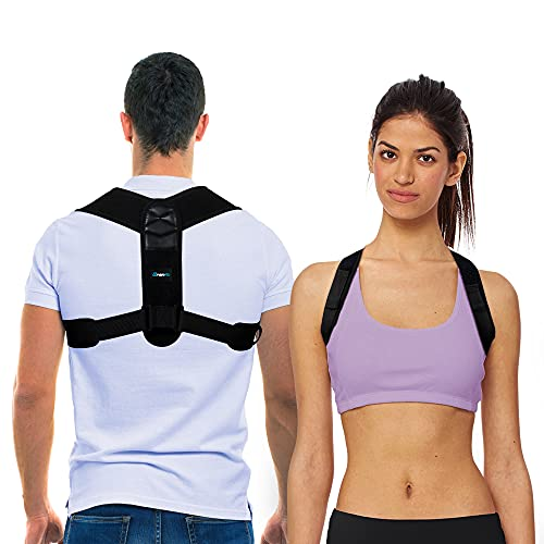 Posture Corrector & Back Support Brace for Men and Women by Branfit