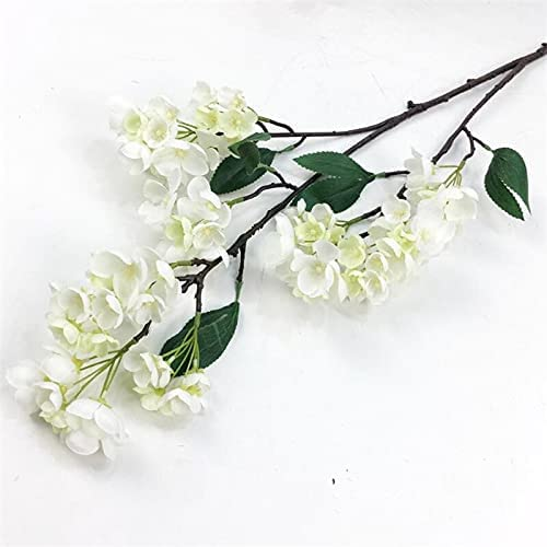 Artificial and Dried Flower 10Pcs Long Fake All items in the Baltimore Mall store Blossom Stem Apple