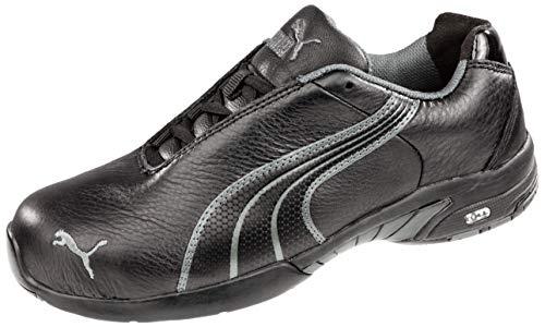 Puma Velocity - Calzado de protección (talla 40) color negro