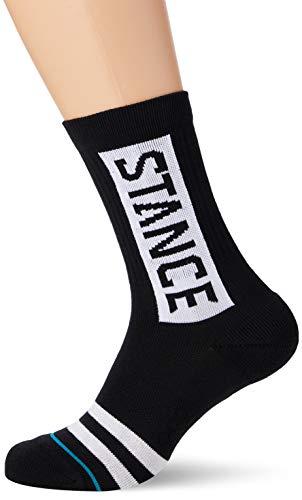 Stance Herren Socken OG Socken, Black, L, M556D17OGG