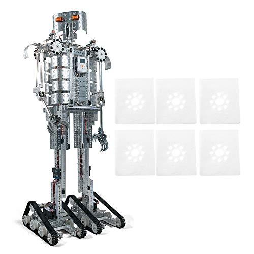 Weikeya Transportador Baffle, hecho de nylon 50 x 40mm 1.3mm/0.1in manipulador robot industrial