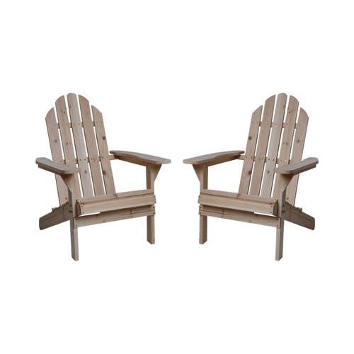 Best Wood For Adirondack Chairs.Amazon Com Kotulas Fir Wood Unfinished Adirondack Chairs