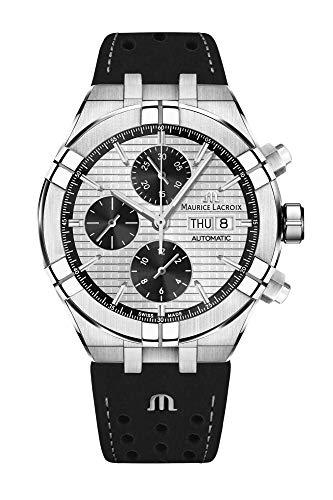 Maurice Lacroix Herrenuhr AIKON Automatic Chronograph - AI6038-SS001-132-1