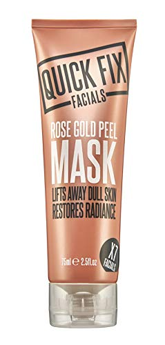 Quick Fix Facials Rose Gold Peel...