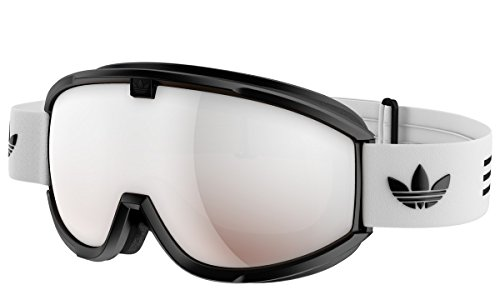adidas Herren Schneebrille Snowboarding nimick Black matt